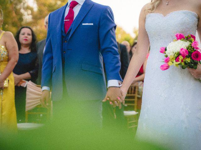 El matrimonio de Rafael y Michelle en Paine, Maipo 54