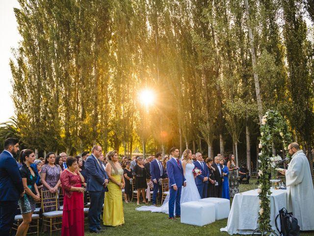 El matrimonio de Rafael y Michelle en Paine, Maipo 58