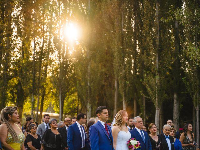 El matrimonio de Rafael y Michelle en Paine, Maipo 59