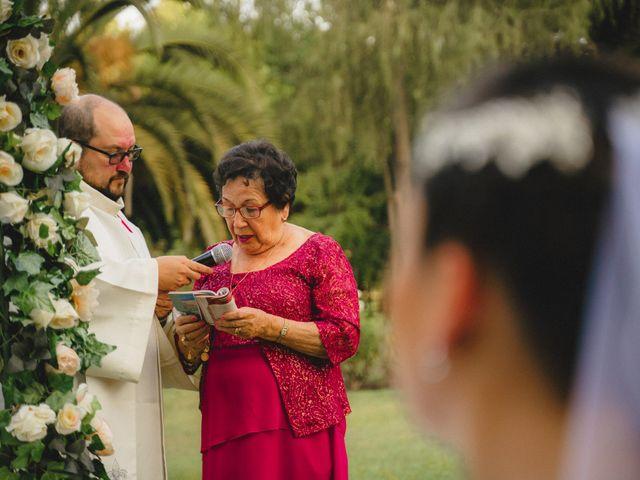 El matrimonio de Rafael y Michelle en Paine, Maipo 61