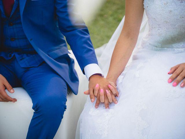 El matrimonio de Rafael y Michelle en Paine, Maipo 62