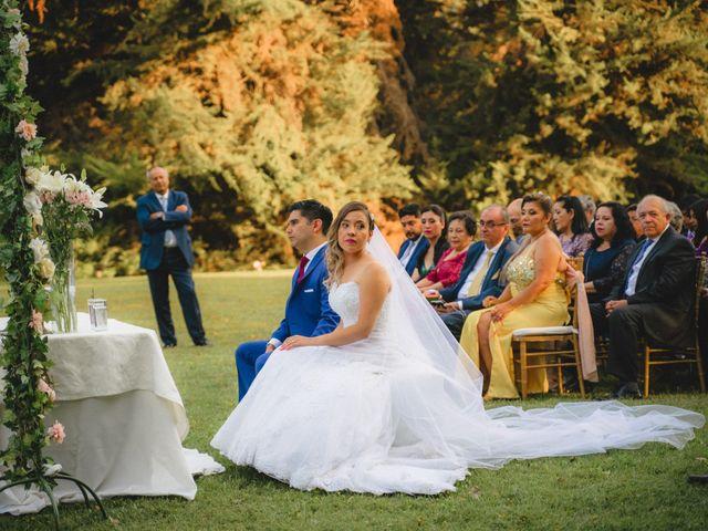 El matrimonio de Rafael y Michelle en Paine, Maipo 64