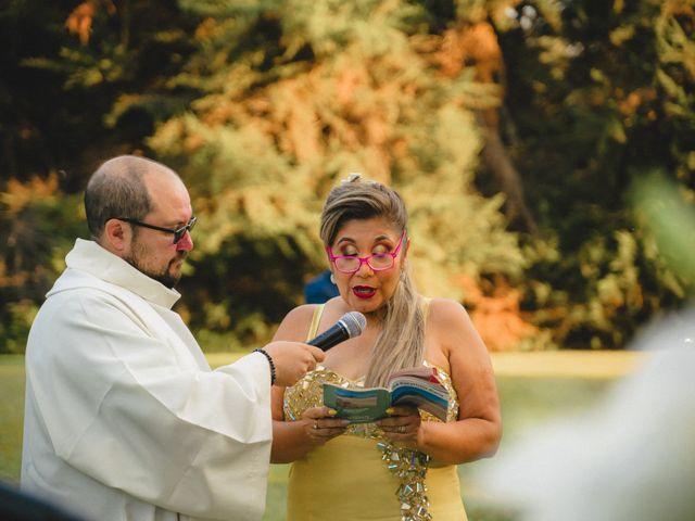 El matrimonio de Rafael y Michelle en Paine, Maipo 67