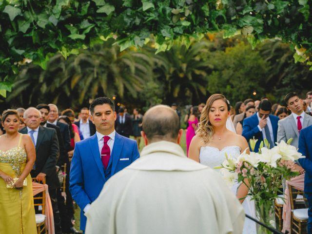 El matrimonio de Rafael y Michelle en Paine, Maipo 69