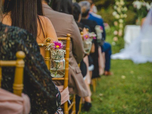 El matrimonio de Rafael y Michelle en Paine, Maipo 71