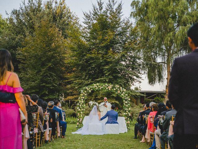 El matrimonio de Rafael y Michelle en Paine, Maipo 72