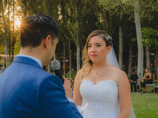 El matrimonio de Rafael y Michelle en Paine, Maipo 73