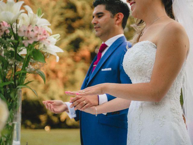 El matrimonio de Rafael y Michelle en Paine, Maipo 74