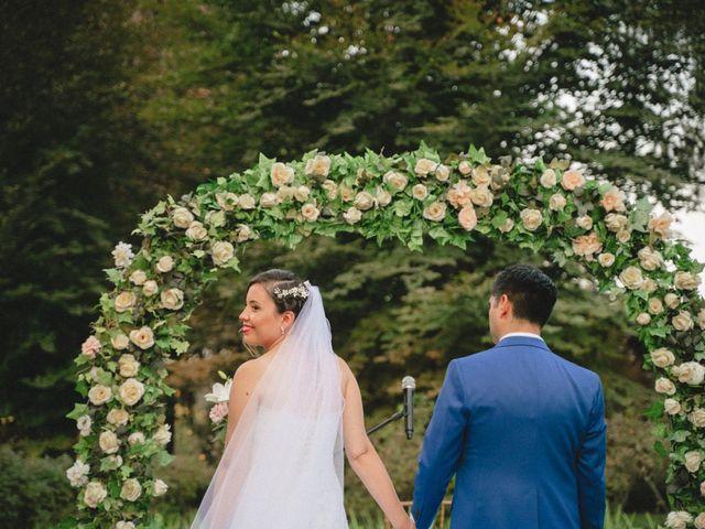 El matrimonio de Rafael y Michelle en Paine, Maipo 75
