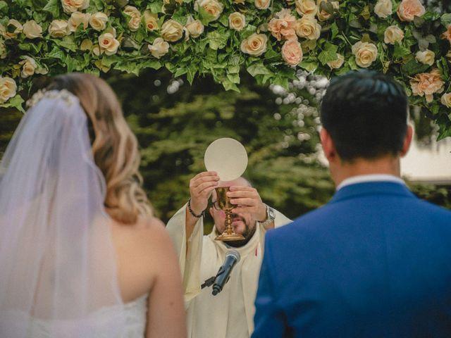 El matrimonio de Rafael y Michelle en Paine, Maipo 78