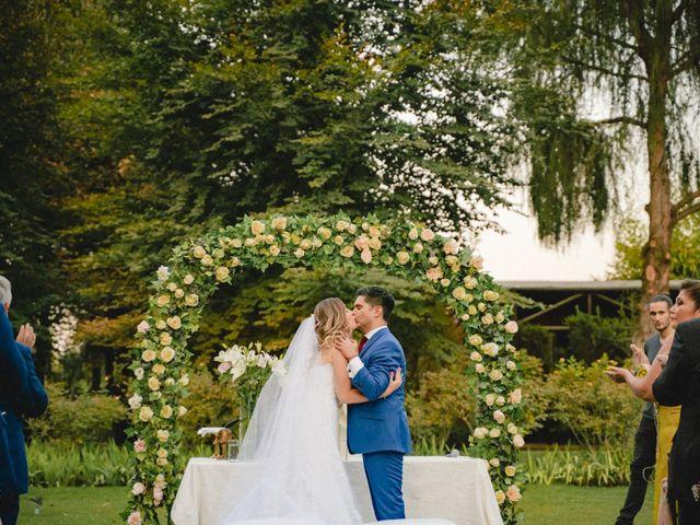 El matrimonio de Rafael y Michelle en Paine, Maipo 80