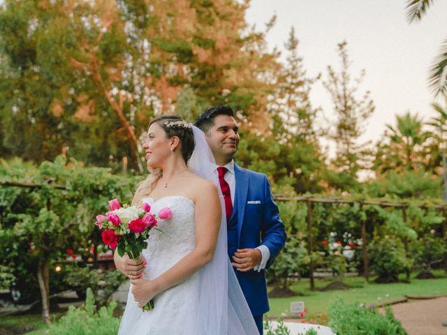 El matrimonio de Rafael y Michelle en Paine, Maipo 13