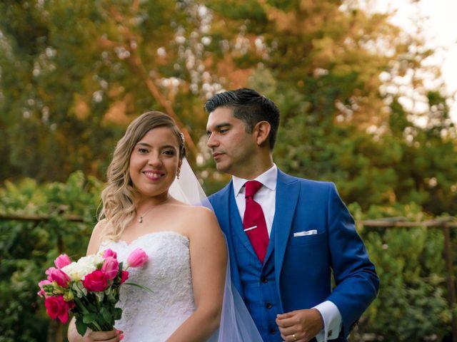 El matrimonio de Rafael y Michelle en Paine, Maipo 12