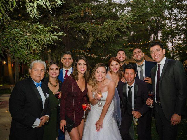 El matrimonio de Rafael y Michelle en Paine, Maipo 82