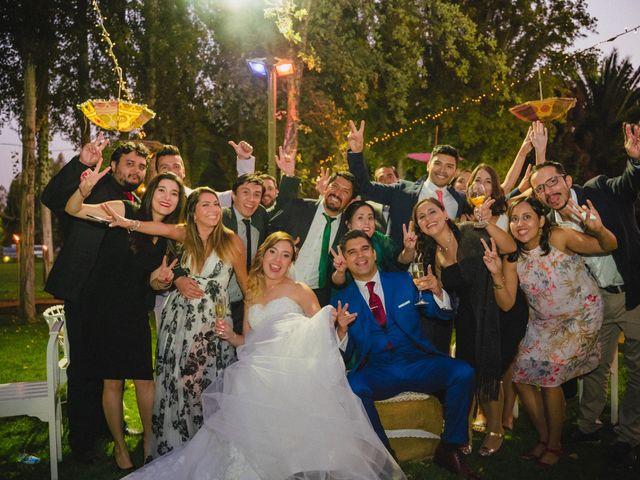 El matrimonio de Rafael y Michelle en Paine, Maipo 84