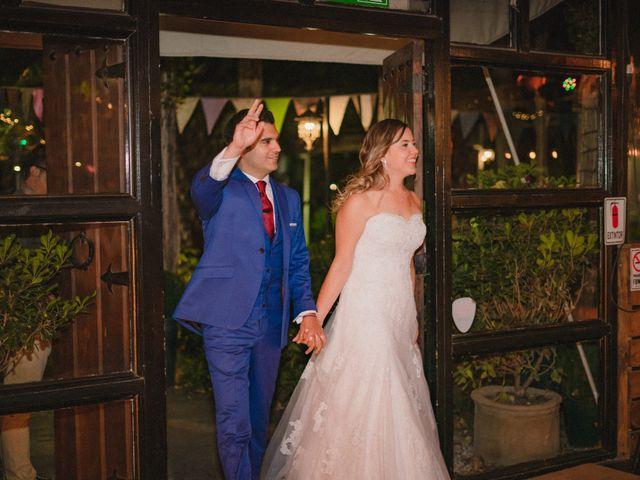 El matrimonio de Rafael y Michelle en Paine, Maipo 90