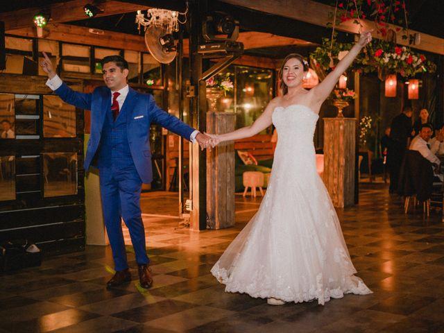 El matrimonio de Rafael y Michelle en Paine, Maipo 91