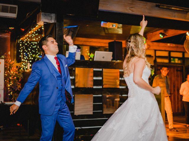 El matrimonio de Rafael y Michelle en Paine, Maipo 92