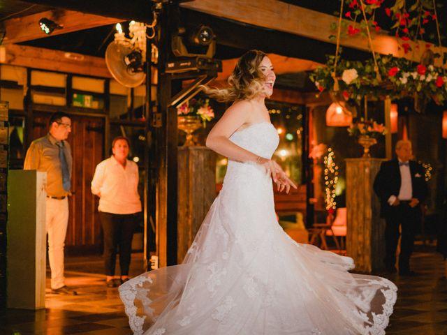 El matrimonio de Rafael y Michelle en Paine, Maipo 93