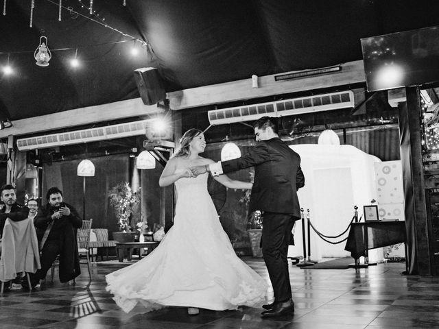 El matrimonio de Rafael y Michelle en Paine, Maipo 95
