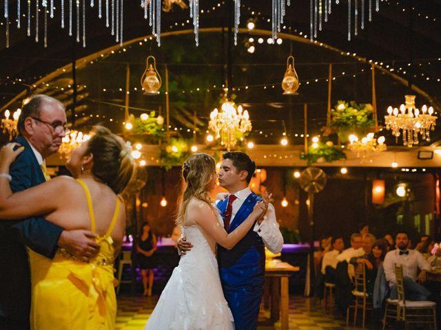 El matrimonio de Rafael y Michelle en Paine, Maipo 102