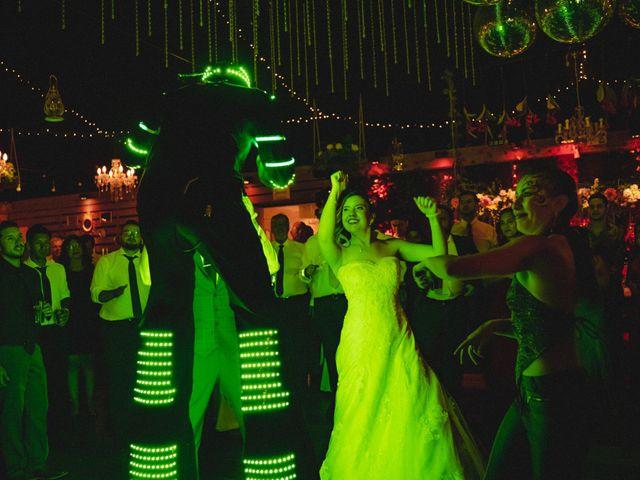 El matrimonio de Rafael y Michelle en Paine, Maipo 116