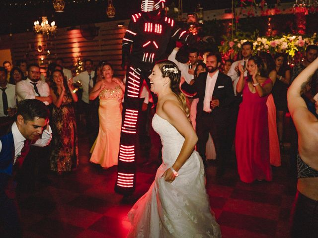 El matrimonio de Rafael y Michelle en Paine, Maipo 118