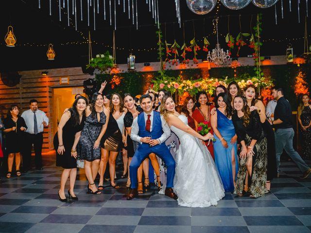 El matrimonio de Rafael y Michelle en Paine, Maipo 133