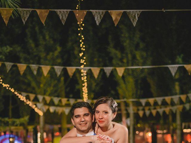 El matrimonio de Rafael y Michelle en Paine, Maipo 14