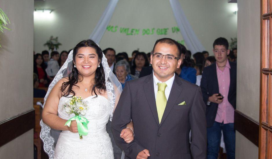 El matrimonio de Gabriel y Nirza en Temuco, Cautín
