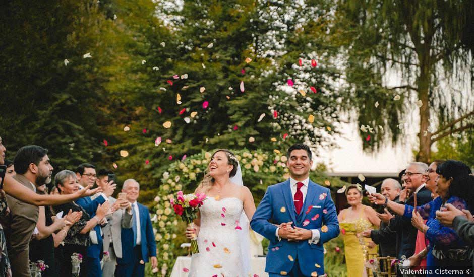 El matrimonio de Rafael y Michelle en Paine, Maipo