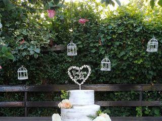 El matrimonio de Valeria y Derek 3