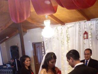 El matrimonio de Richard  y Romina 2