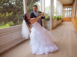 El matrimonio de Cynthia  y Joel 2