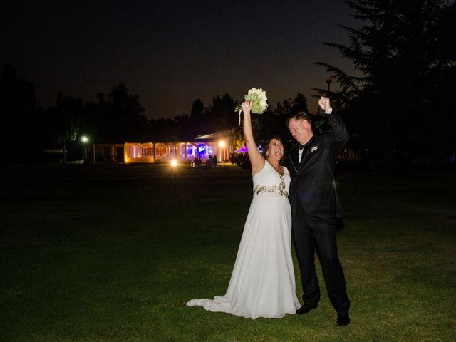 El matrimonio de Paula y Rainer