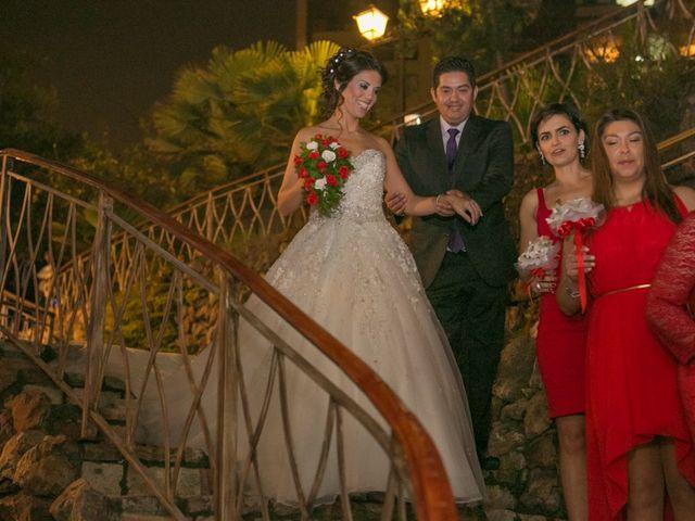 El matrimonio de Julio y Eve en Santiago, Santiago 3