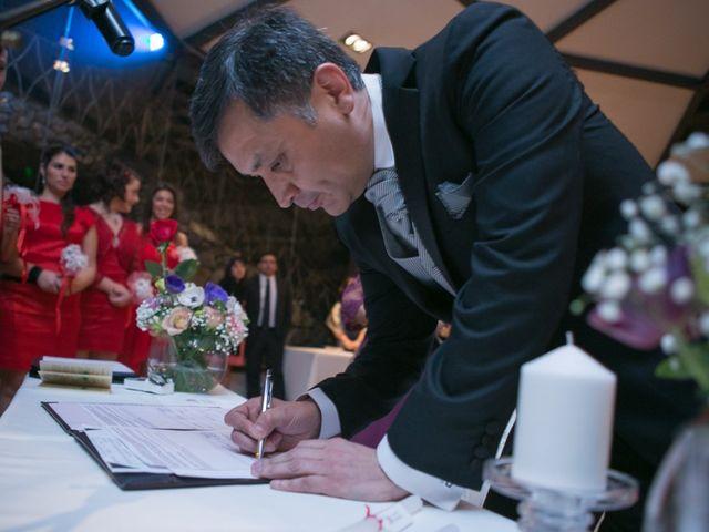 El matrimonio de Julio y Eve en Santiago, Santiago 6