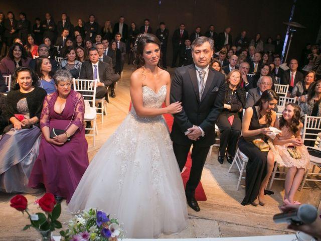 El matrimonio de Julio y Eve en Santiago, Santiago 7