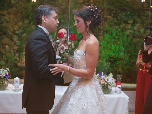 El matrimonio de Julio y Eve en Santiago, Santiago 8