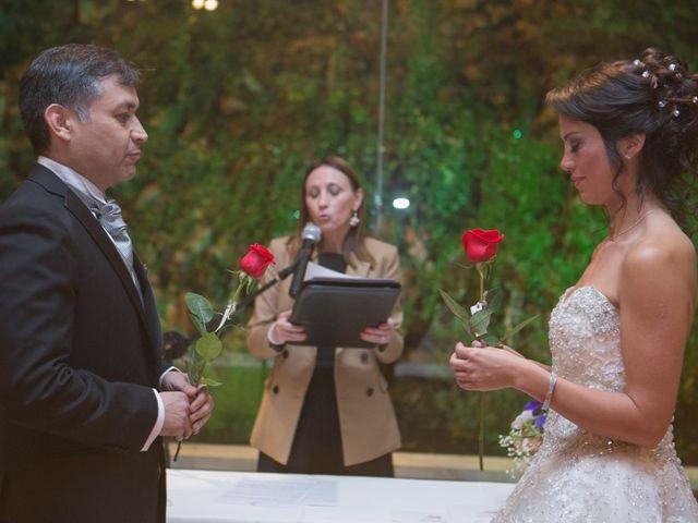 El matrimonio de Julio y Eve en Santiago, Santiago 9