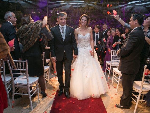 El matrimonio de Julio y Eve en Santiago, Santiago 12