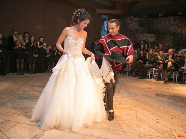 El matrimonio de Julio y Eve en Santiago, Santiago 13