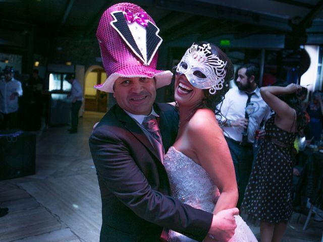 El matrimonio de Julio y Eve en Santiago, Santiago 28