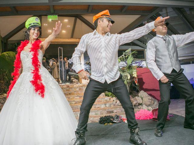 El matrimonio de Julio y Eve en Santiago, Santiago 32