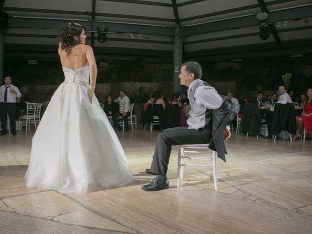 El matrimonio de Julio y Eve en Santiago, Santiago 34