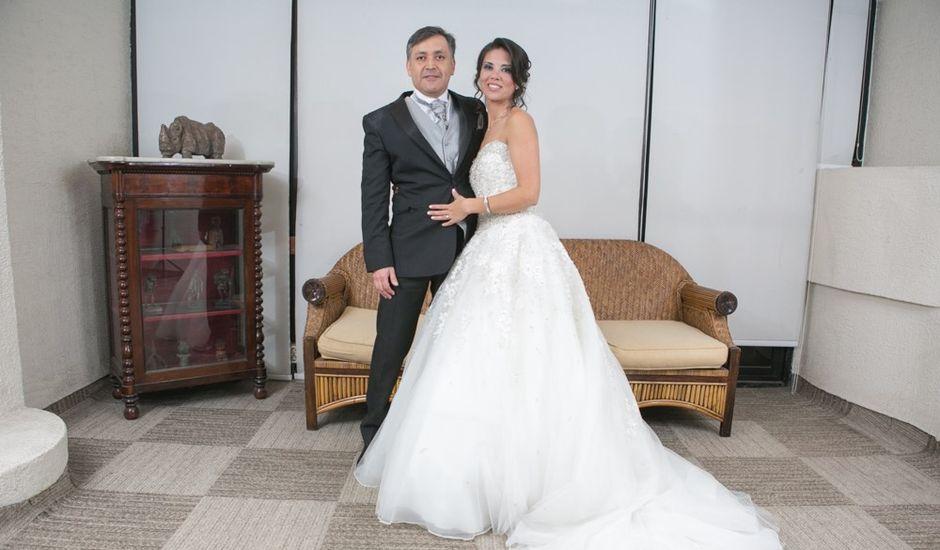 El matrimonio de Julio y Eve en Santiago, Santiago