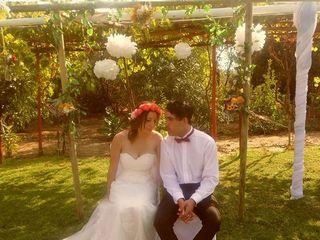 El matrimonio de Ivana y Diego 1