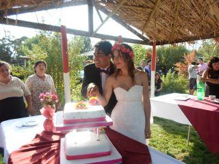 El matrimonio de Ivana y Diego