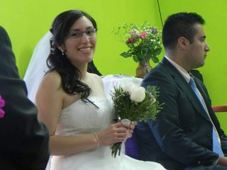 El matrimonio de Soraya  y Italo 1