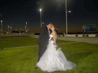 El matrimonio de Soraya  y Italo 2